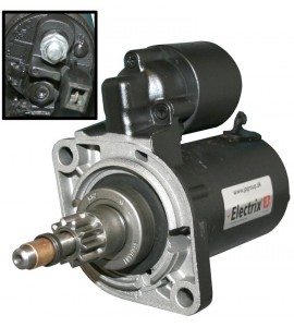 Startmotor, 1.1 kW 02A911023F