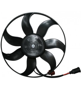 Ventilator motor, links, 220 W, 360 mm 1K0959455P
