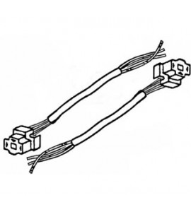Koplamp connector (stekker) p/paar