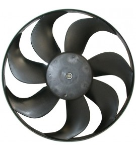 elektrische fan, 250/60 W, 345 mm