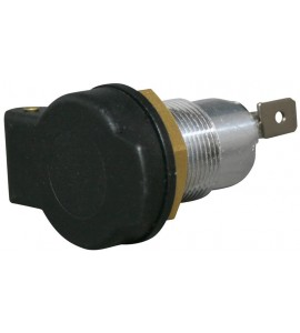 12 V  15 amp. adapter sigarettenaansteker