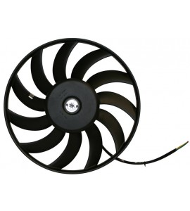 Radiateurventilator Links 320 W, 400 mm  8E0959455K