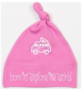 "Babymuts ""born to explore the world"""
