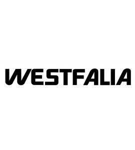 Sticker Westfalia (45 x 6 cm)